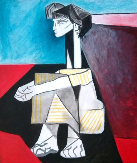 Maria Picassa portadal